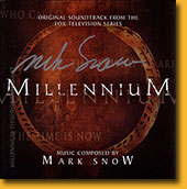 Learn more about Millennium Limited Edition 2008 2 Disc Original Soundtrack by Mark Snow.