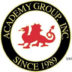 The Academy Group, Inc Logo.