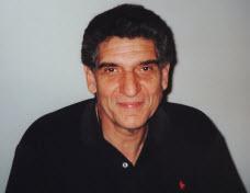 Millennium profile image of Andreas Katsulas.