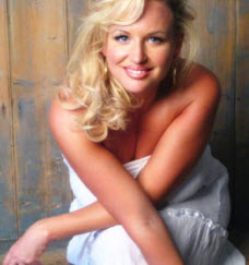 Millennium profile image of April Telek.