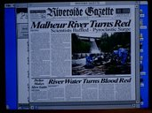 Thumbnail image 38 from the Millennium episode Force Majeure.