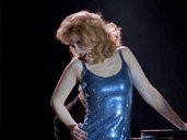 Beverly Pale as the Torch Singer in Millennium's Maranatha.
