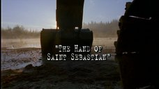 Thumbnail image 12 from the Millennium episode The Hand of Saint Sebastian.