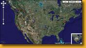 View the Millennium Episode Locations Map.
