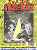 Issue 358 of Mad Magazine containing the spoof on Millennium. ©1997 E.C. Publications.