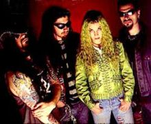 An image related to White Zombie whose music was used in Millennium.