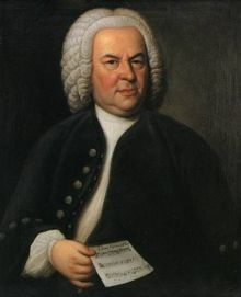 An image related to Johann Sebastian Bach whose music was used in Millennium.