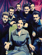 An image related to Squirrel Nut Zippers whose music was used in Millennium.