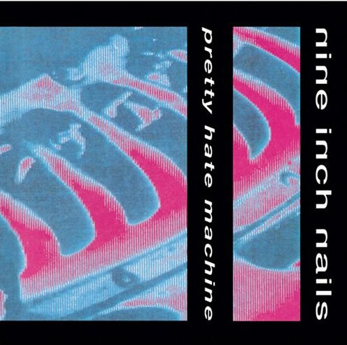 nine inch nails album art