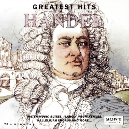 Agrippina Handel cd Greatest Hits Handel cd 1994