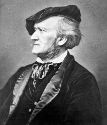 An image related to Richard Wagner whose music was used in Millennium.