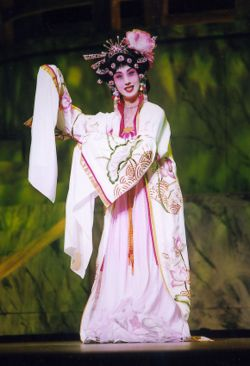 An image related to The Peking Opera whose music was used in Millennium.