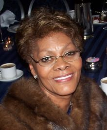 An image related to Dionne Warwick whose music was used in Millennium.