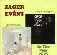 In the Year 2525 (Exordium and Terminus) by Zager & Evans.