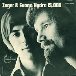 An image related to Zager & Evans whose music was used in Millennium.
