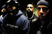 An image related to Cypress Hill whose music was used in Millennium.