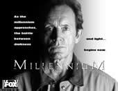 Millennium print ad image.