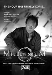 Millennium print ad image for The Beginning and the End