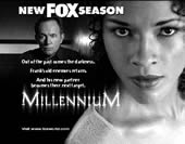 Millennium print ad image for Exegesis