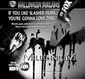 Millennium print ad image for ...Thirteen Years Later