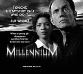 Millennium print ad image for Through a Glass, Darkly