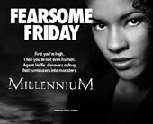 Millennium print ad image for Human Essence