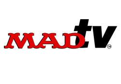 Logo of MadTV.
