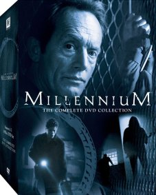 Millennium - The Complete DVD Collection region 1 package art - click for full size.