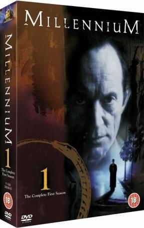 Millennium: The Complete First Season DVD Box Set.