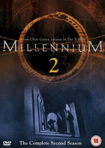Millennium: The Complete Second Season DVD Box Set.