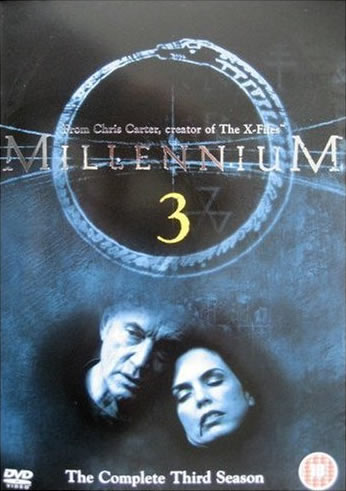 Millennium: The Complete Third Season DVD Box Set.