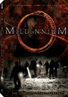 Millennium Region 1 US DVD artwork.