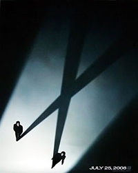 The official poster for the film sequel, X-Files: I Want to Believe.