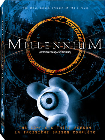 Millennium Season 3 Canadian cover art.