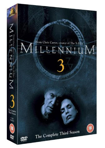 Millennium Season 3 UK Cover Art.