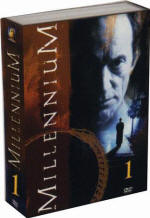 Millennium Season 1 cover art.