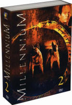 Millennium Season 2 cover art.