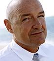Actor Terry O'Quinn as John Locke.
