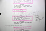 Lance's notes from the Millennium episode The Judge.