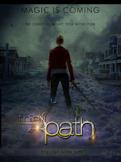 Poster artwork for The Path.