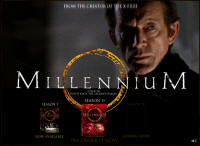 Image of the 2004 Millennium DVD website.