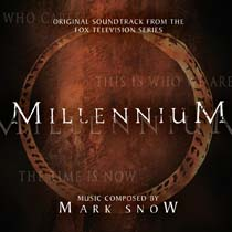 Mark Snow's Millennium Limited Edition Soundtrack - 2CD set released in 2008 by LaLaLand Records.