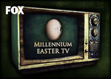 The Millennium Easter TV Weekend forum logo.